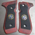 92, cocobolo, Samurai Edge, Chris Redfield medallions