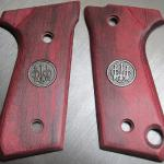 92S, rosewood, enclosed mag release, double safety cut